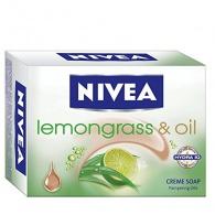 Krémové tuhé mýdlo Lemon Grass (Creme Soap) 100 g Nivea