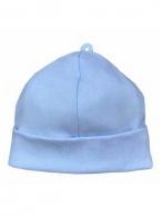 Dojčenská bavlnená čiapočka Koala Balónik modrá KOALA