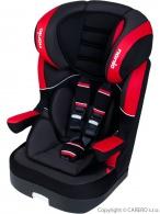 Autosedačka Migo Myla Premium 2017 red NANIA