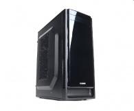 case Zalman minitower T2 PLUS, mATX/mITX, bez zdroje, USB3.0, černá
