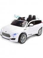 Elektrické autíčko Toyz Commander-2 motory white TOYZ