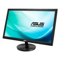 "ASUS VS247NR - monitor, TN LED, 23,6"", 1920x1080, 50 mil.: 1, 5ms, 250 cd/m2, VGA, DVI, černý"