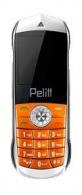 Pelitt MINI1, DUAL SIM, oranžová