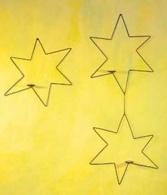 Kovaný doplněk Hvězda