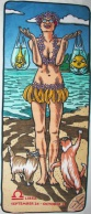 Plážová podložka Zip-Large Libra