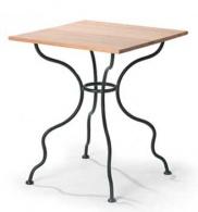 Kovaný stůl Romance 2