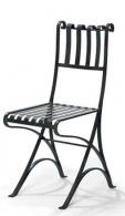 Kovaná židle Corona