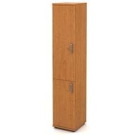 Skříň vysoká úzká 2-dveřová