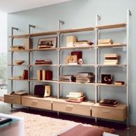 Regálová obývací stěna OK-1