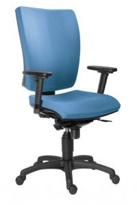 Kancelářská židle 1580 SYN GALA+područky AR08