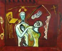 Obraz - Láska k dceři