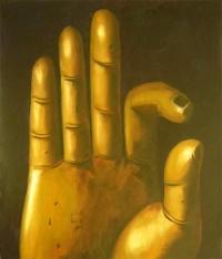 Obraz - Ruka Budhy