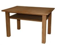 Konferenční stolek s policí
