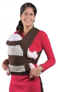 Šátek na nošení dětí Mei tai Earth