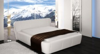 Čalouněná postel Slavěna 282