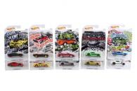 Hot Wheels Tématické auto - Prémiová kolekce FKV70