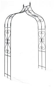 Kovaný zahradní oblouk Aster 1