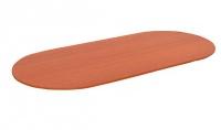 Stolová deska ovál 100x90 cm