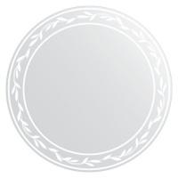 Zrcadlo s ornamentem Větvičky 1