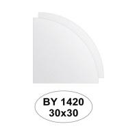 Zrcadlový obklad 30x30 - 2ks