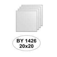 Zrcadlový obklad 20x20 - 4ks