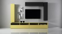 Obývací stěna Element-206