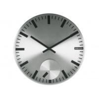 Designové nástěnné hodiny 5254SI Karlsson 30cm