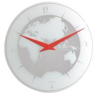 Designové nástěnné hodiny 8142 Nextime Atlas 43cm