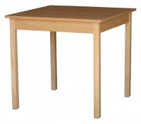 Jídelní stůl JSH 80x80 cm