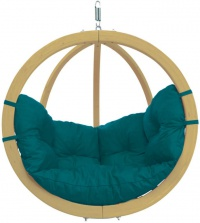 Závěsné křeslo Globo Chair Green