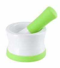 Hmoždíř s paličkou zelený