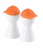 Solnička a pepřenka Pure oranžová 9