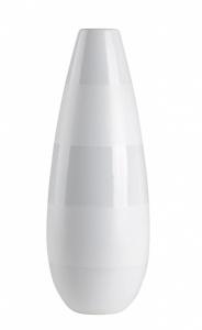 Váza Two bílá 40