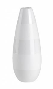 Váza Two bílá 21