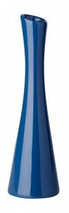 Váza X modrá 25