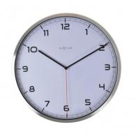 Designové nástěnné hodiny 3080wi Nextime Company number 35cm