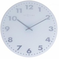 Designové nástěnné hodiny 2675 Nextime Little Flexa 35cm