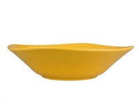 Mísa žlutá square 25,5cm