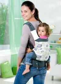 Šátek na nošení dětí Smart carrier Tree