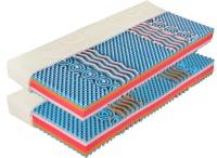 Matrace Color Visco Wellness 85x195 cm 1+1 ZDARMA