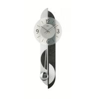 Kyvadlové nástěnné hodiny 7299 AMS 69cm