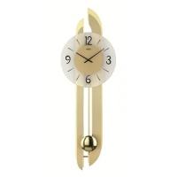 Kyvadlové nástěnné hodiny 7331 AMS 71cm