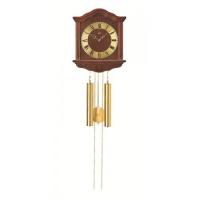 Kyvadlové mechanické nástěnné hodiny 206/1 AMS 29cm