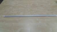 "AL221201-1F Tesla - Alu lišta pro LED pásek, ""u"" profil s difusorem, délka 1m"