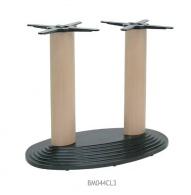 Jídelní stolová podnož BM044CL3