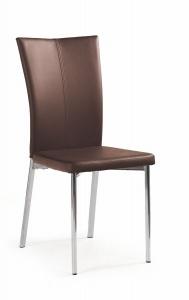 Jídelní židle K113 tmavě hnědá