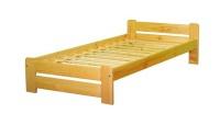 Dřevěná postel Anetka