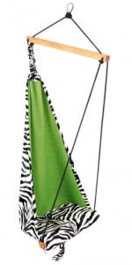 Dětské závěsné křeslo Mini Hang Zebra