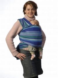 Šátek na nošení dětí Laguna 450