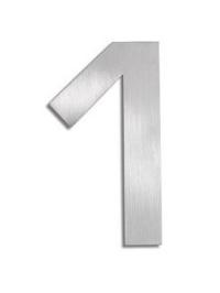 """Domovní číslo """"1"""" Signo"""
